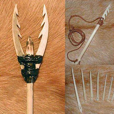 Bone and antler replications