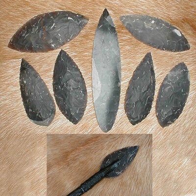 Spears and spearheads